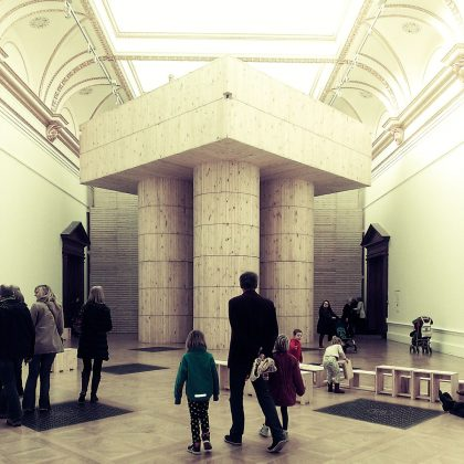 Sensing Spaces Exhibition, Royal Academy of Arts