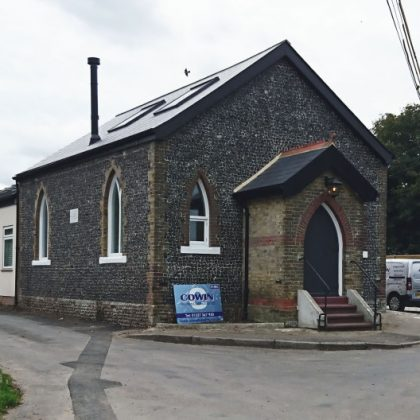 Church Conversion – Manston