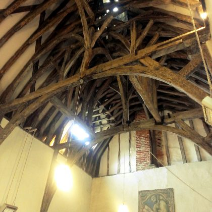 Canterbury's Hidden Architecture