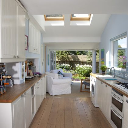 Adam and Catriona's House Extension