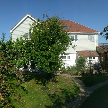 Chalet Bungalow Conversion in Whitstable