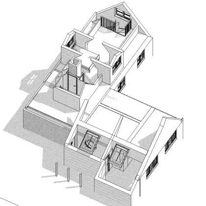 Cottage Extension, Kingston, Canterbury